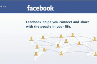 Facebook a șters sute de conturi care răspândeau informaţii false despre Rep. Moldova