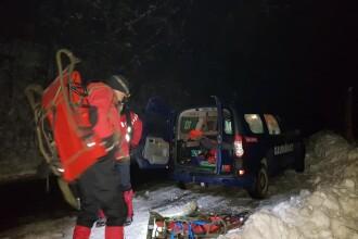 Trei turiști surprinși de avalanșă în Munții Călimani. Unul a murit, iar altul este rănit