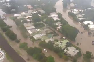 Ploile abundente din Australia au provocat inundații cumplite