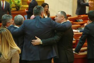 Parlamentul a votat bugetul de stat pe 2019 în forma respinsă de Klaus Iohannis, fără modificări