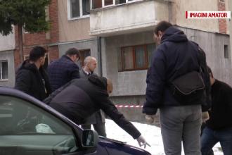 Bebeluș mort lângă o ghenă de gunoi din Petroșani. Era învelit în câteva cârpe
