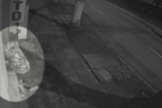 Ce a pățit un recidivist care a vrut să spargă geamul unui studio foto din Brăila