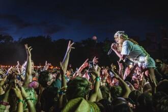 Un rapper și-a filmat iubita murind, la un festival. Tânăra era fiica unui actor