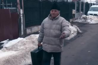 Bărbatul care a sustras o valiză criminalistică de la locul unui accident a fost reținut