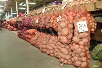 Reacția unui fermier care și-a trimis cartofii la export. Prețul cu care se vând în țară
