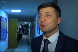 Actorul care are toate șansele să devină președintele Ucrainei