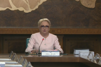 Guvernul a adoptat bugetul pe 2019. Acuzații lansate de Dăncilă la adresa lui Iohannis