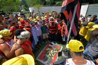 Trei zile de doliu, în Rio de Janeiro, după ce 10 persoane au murit într-un incendiu