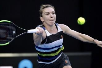 Victorie uriașă. Simona Halep a învins-o pe Karolina Pliskova la Fed Cup