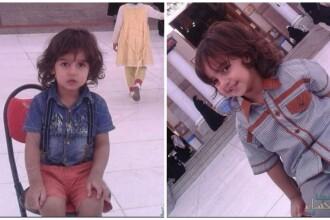 Primele imagini cu Zakaria, băiețelul de 6 ani decapitat cu o sticlă în fața mamei