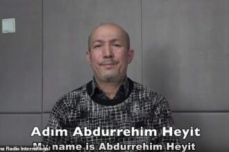 China publică o înregistrare cu un muzician despre care Turcia a afirmat că este mort