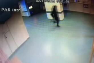 Un hoț din Arad a jefuit vestiarul unui spital. Paznicii nu au reușit să îl prindă