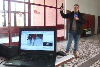Un soft dezvoltat de studenți din Galați detectează situațiile de urgență și alertează Poliția