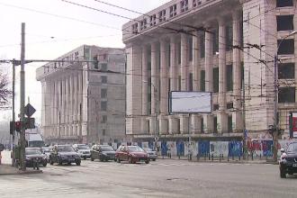 Un mare investitor vrea să cumpere Casa Radio, uriașa clădire care zace în centrul Capitalei