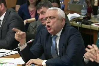 """Scandal cu ministrul Petre Daea: """"V-a intrat cormoranul în cap? Înseamnă că a avut loc!"""""""