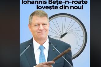 """PSD, replică dură pentru """"Iohannis, bețe-n-roate"""": """"Nu înțelege nimic!"""""""