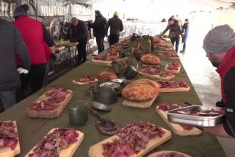 """Sibiul a devenit """"Regiune Gastronomică Europeană"""""""