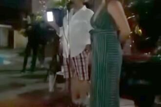 A dezvăluit în mijlocul petrecerii cine e amantul iubitei sale. Momentul şocant, viral pe internet