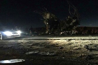 27 de membri ai Gărzii Revoluţionare, ucişi într-un atac sinucigaş în sud-estul Iranului