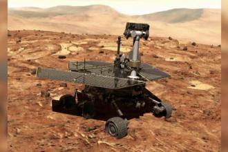 Povestea robotului Opportunity. I-au dat 3 luni de trăit, dar el a explorat Marte 16 ani