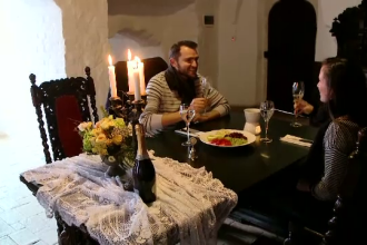 Surpriza de care vor avea parte turiștii care ajung joi la Castelul Bran