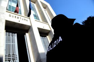 Român găsit de poliţiştii italieni cu picioarele scoase pe geamul unei maşini. Ce făcea