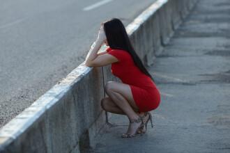Tânăr reţinut după ce a tâlhărit o prostituată pe care a chemat-o într-o clădire părăsită