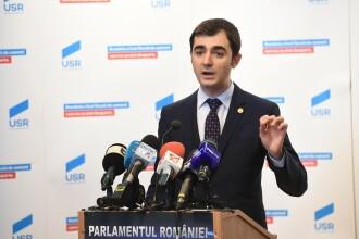 Năsui: USR nu susţine asumarea răspunderii pe buget