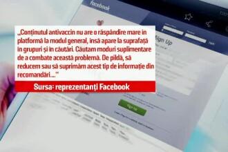 Facebook și Google se unesc împotriva mesajelor anti-vaccin. Măsurile anunțate