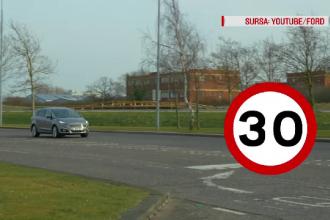 Sistemul de limitare a vitezei care va fi instalat pe toate maşinile din Europa