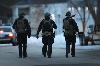 Atac armat în SUA. Un bărbat a ucis 5 persoane și a rănit 5 polițiști