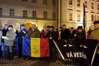 """Mii de oameni au manifestat în țară pentru susținerea Laurei Kovesi. """"Le este frică de ea"""""""