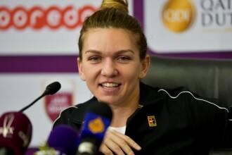 Simona Halep, un altfel de interviu pentru Tennis Channel. Ce o înveselește. VIDEO