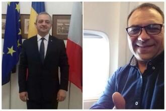 """""""Mi-ați salvat familia"""". Doi polițiști români, eroi în Italia după ce au salvat mai multe persoane"""