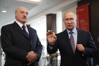 Lukaşenko va face o vizită în Rusia, în zilele următoare. Anunțul Kremlinului
