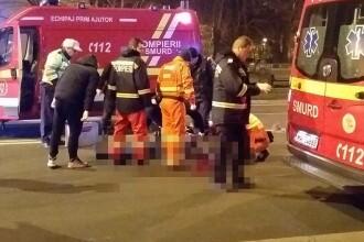 Un șofer băut și drogat a accidentat mortal un pieton în București și a fugit