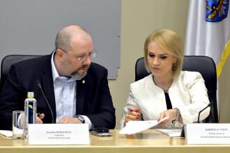 """Aurelian Bădulescu, către o consilieră USR: """"Mi-e scârbă să te aud. Ești femeie cu burta la gură"""""""
