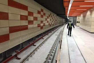 Ministrul interimar al Transporturilor: Vom avea metrou în Drumul Taberei până la 30 iunie 2020