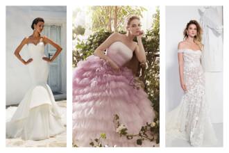 Follow the Trend: Cele mai cool rochii de mireasă în 2019