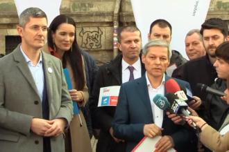"""Cioloș: """"Riscăm în câteva luni de zile să nu mai putem plăti pensiie şi salariile"""""""