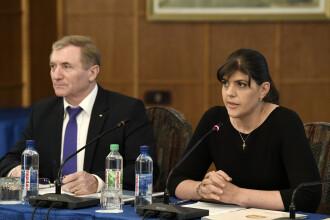 Lazăr respinge cererea lui Kovesi de recuzare a şefului Secţiei de investigare a magistraţilor