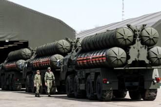 """Rusia și Turcia vor produce împreună un sistem antirachetă. """"Nu dăm înapoi"""""""