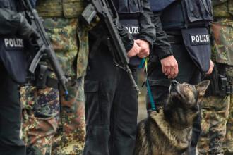 Ce a găsit un câine al poliţiei germane într-o maşină parcată. Putea urma o tragedie