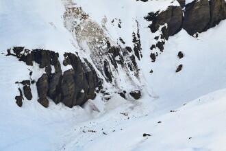 Patru alpiniști germani au murit într-o avalanșă, în Elveția