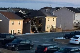 7 frați au murit într-un incendiu izbucnit în casa lor. Părinții sunt în spital. VIDEO