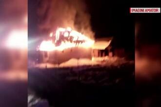 Tragedie într-o familie din Maramureș! Lăsată singură, o fetiță a murit într-un incendiu