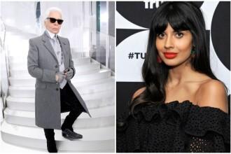 Mesaj plin de venin după moartea lui Karl Lagerfeld: