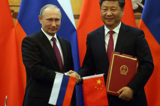 """Rusia, alianță cu China împotriva Vestului: """"Europa ar fi tulburată"""""""
