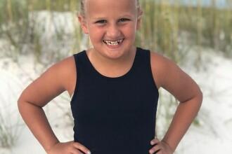 Fetiţă de 10 ani moartă a doua zi după ce a primit un diagnostic banal. Mesajul mamei