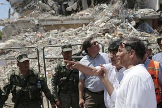 Cutremur puternic în Ecuador. S-a simțit și în Peru și Columbia
